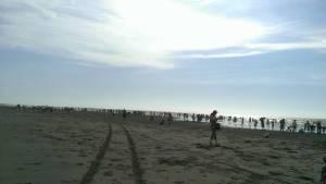 IN 新竹的「新月沙灘」