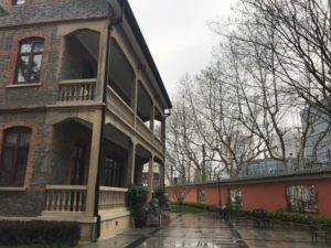 徐匯キャンパスにある校友之家-Alumni House
