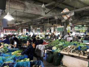 『今年の2月でクローズした地元のマーケット』